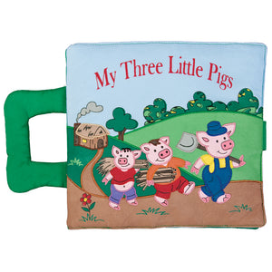 My Three Little Pigs Playbook 7412