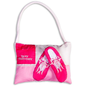 Ballerina Shoes Toothfairy Pillow 7548 TF