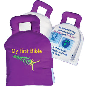 My First Bible Purple Playbook 7581
