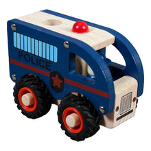 Wooden Police Transport TL22027