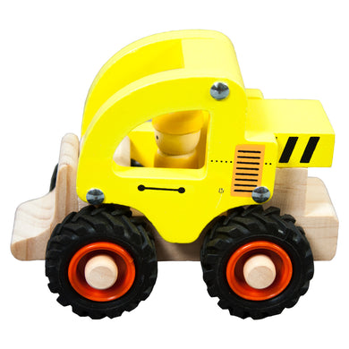 Wooden Backhoe TL22031