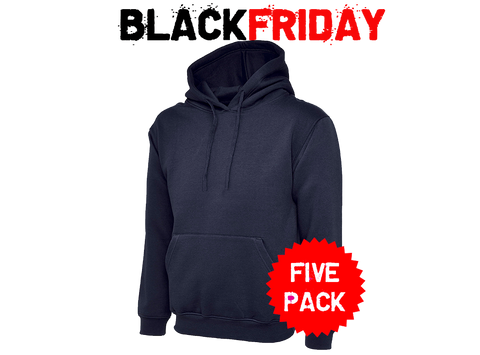 Black Friday Hoodie 5 Pack
