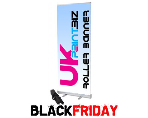 BLACK FRIDAY Roller Banner