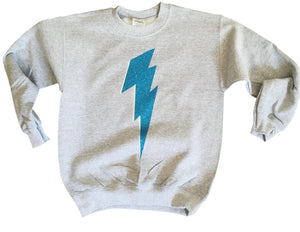 Kids Lightning Bolt Sweatshirt
