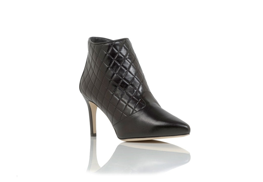 Gina Shoes - Most Comfortable Flat Booties by Joan Oloff