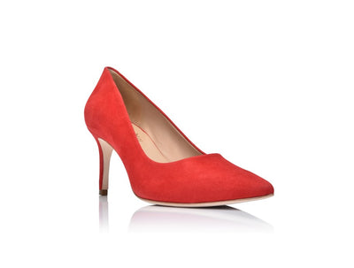 Deborah Red Hot Kid Suede