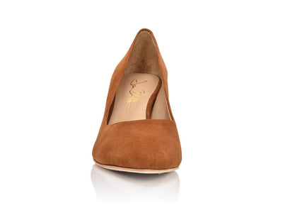 Riley Autumn Kid Suede