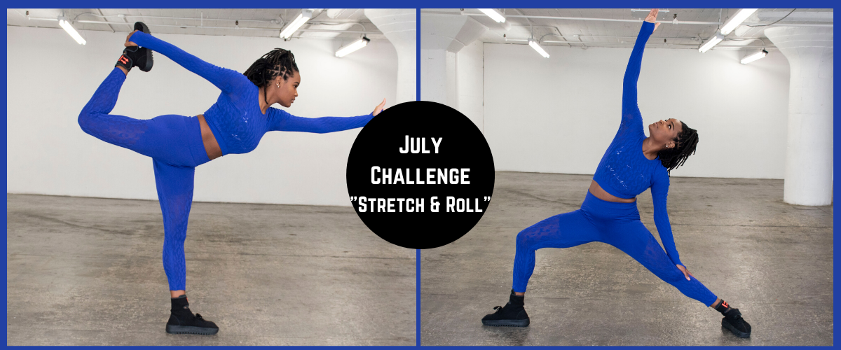 yoga stretch challenge exercise workout