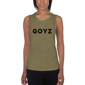 GOYZ Muscle Workout Tank - Get Out Your Zone
