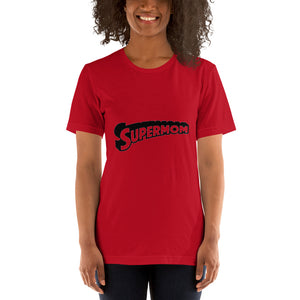Supermom Short-Sleeve T-Shirt - Get Out Your Zone