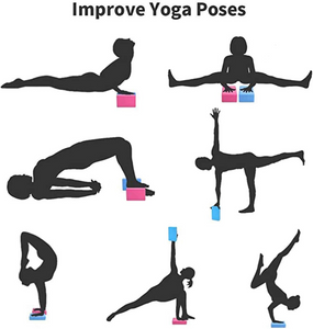 Yoga Block - Get Out Your Zone