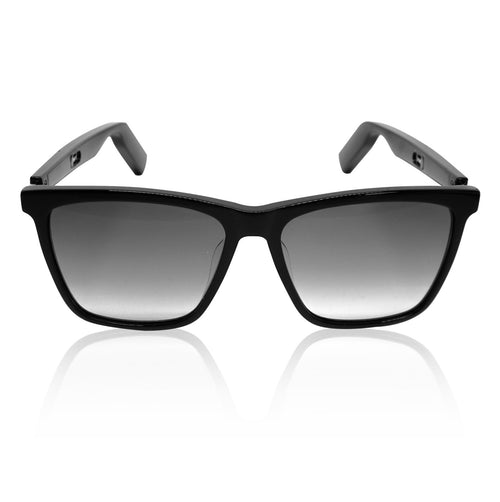 Bluetooth audio sunglasses for hands-free talk and music; UNISEX. (MODEL D)