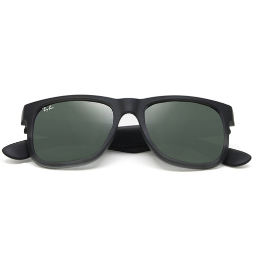 Ray-Ban ANDY 4202 CLASSIC UNISEX - BLACK - GREEN 606971-55