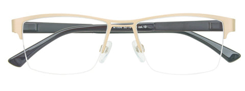 BMW B6034 Eyeglasses Men Turbo Rimless
