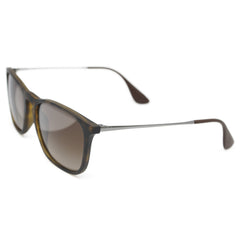 Ray-Ban CHRIS 4187 NEW! UNISEX - TORTOISE - BROWN GRADIENT 856-13-54