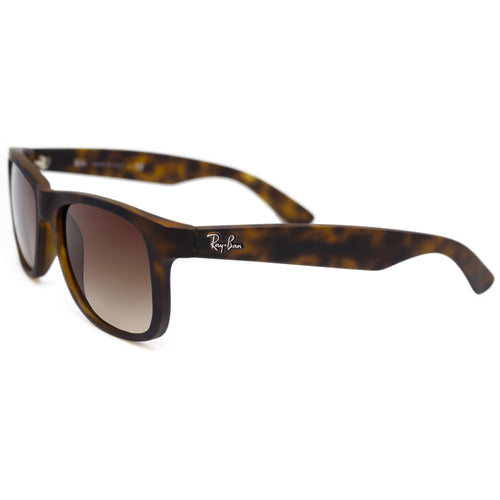 Ray-Ban JUSTIN NEW! 4165 UNISEX - TORTOISE - BROWN GRADIENT 710-13-51
