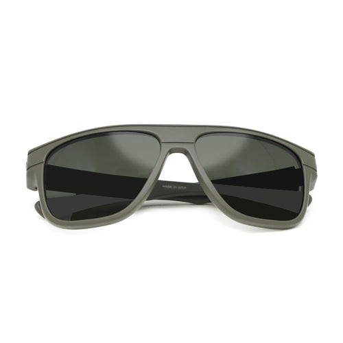 OAKLEY BREADBOX - 009199-26 56 - MATTE MOSS GREEN - DARK GREY