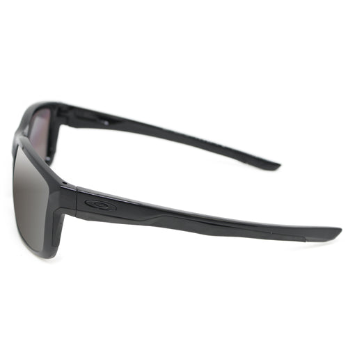 OAKLEY MAINLINK - 009264-08 57 POLISHED BLACK SHINI - PRIZM DAILY POLARIZED