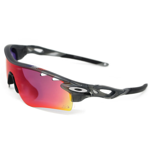 OAKLEY RADARLOCK - 009181-48 - GREY SMOKE - PRIZM ROAD CLEAR - TOUR DE FRANCE