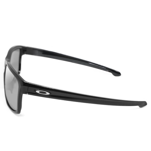 OAKLEY SLIVER - 009262-04 57 POLISHED BLACK SHINI - BLACK IRIDIUM