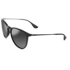 Ray-Ban ERIKA 4171 UNISEX - BLACK - GREY GRADIENT 622-8G-54