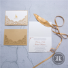 Diecut Wedding Invitation