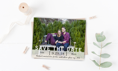 All You Need is Love Save The Date Magnet