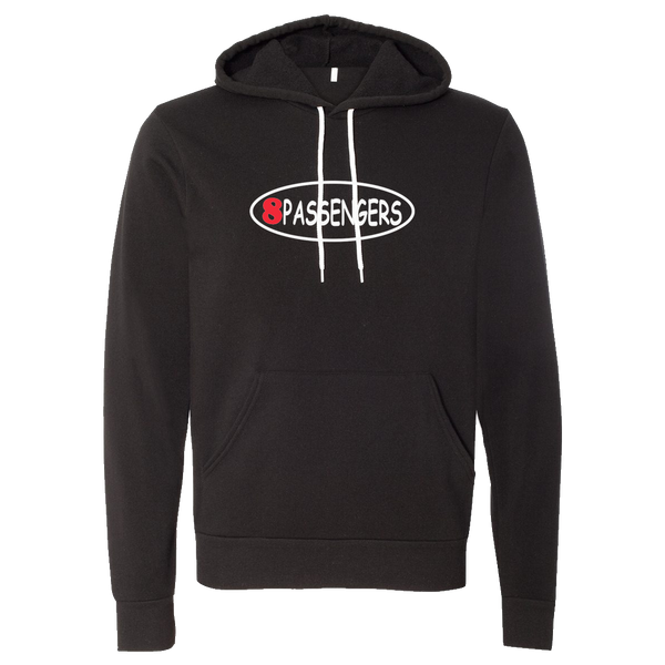Classic Logo Pullover Hoodie