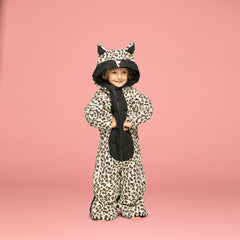 Wee Doo Leo Snowsuit & Mitts -Black - The Cardrona Online Store