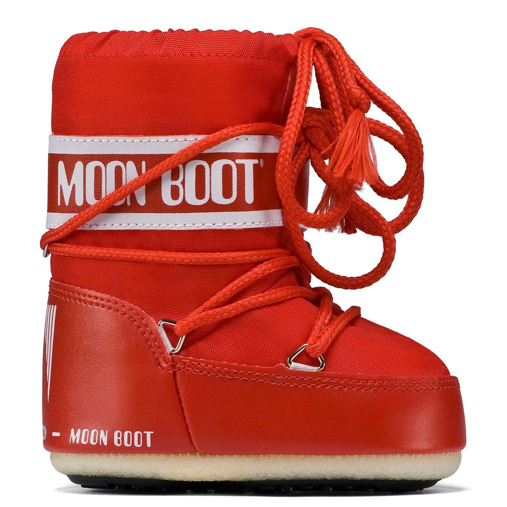 Moon Boot Mini - Kids Nylon - The Cardrona Online Store
