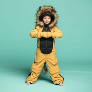 Wee Doo Lion Jumpsuit with Mitt - The Cardrona Online Store