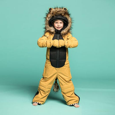 Wee Doo Lion Jumpsuit - The Cardrona Online Store