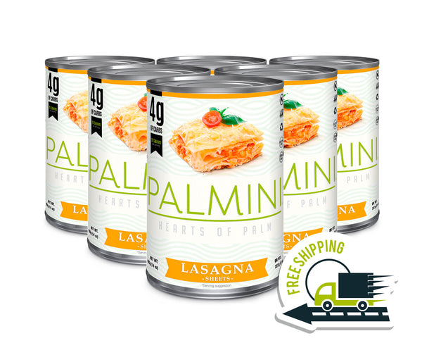 Palmini Linguine | 6 Unit Case | 14 Oz. Net|