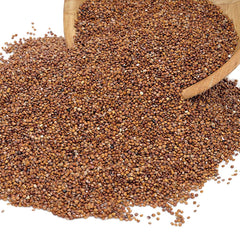 Red Royal Organic Quinoa (25 Lb)