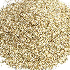White Organic Royal Quinoa (25 Lb)