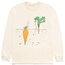 "Load image into Gallery viewer, Kai X Carrots - ""Perception"" (Cream) - Long Sleeve T-Shirt"