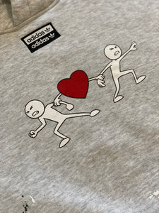 Love Holds Us Together - Adidas Hoodie