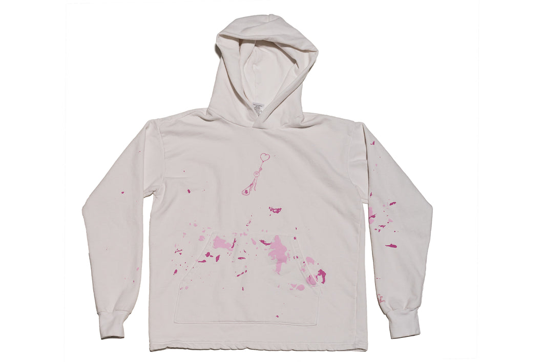Love Vs Money - V-Day Hoodie