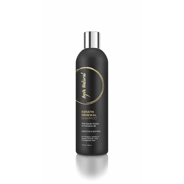 KERATIN RENEWAL SHAMPOO COMING SOON