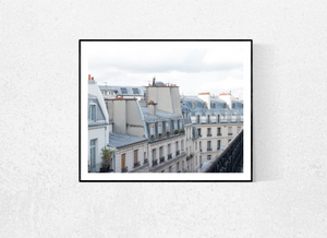 Right Bank Rooftop Parisian Views - Every Day Paris