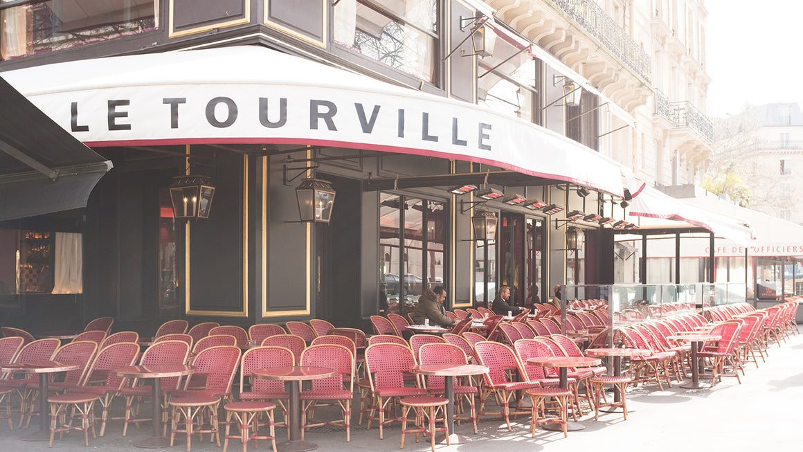 Le Tourville Café Paris - Every Day Paris