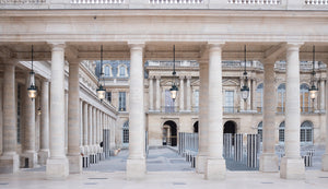 Morning in Palais Royal - Every Day Paris