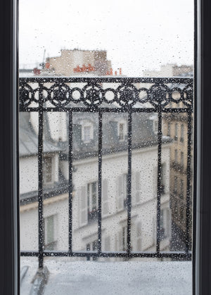 Rainy Morning View in Paris - Every Day Paris