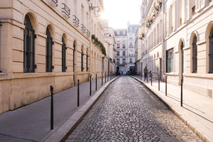 Right Bank Morning Light - Every Day Paris