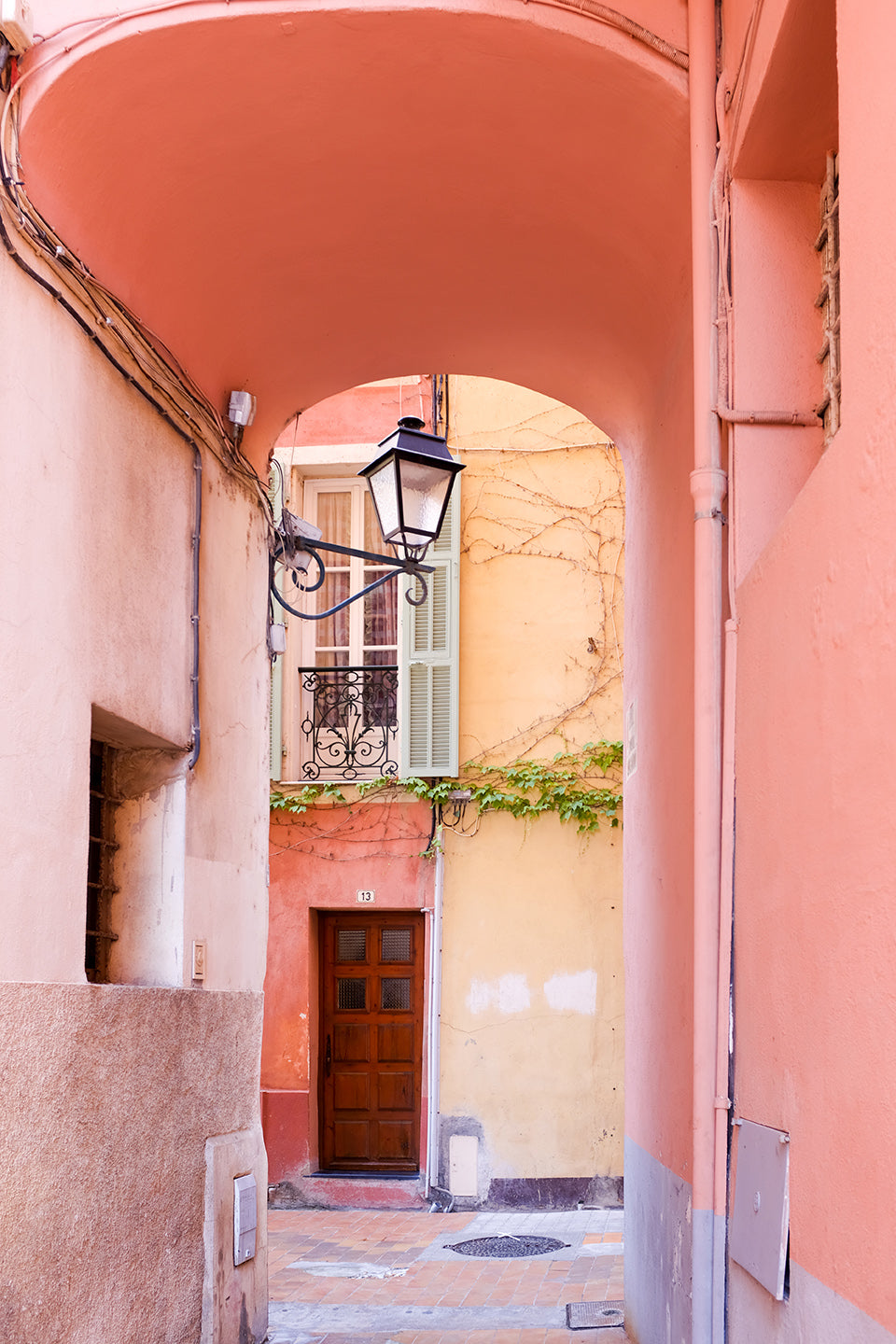 The Colors of Menton France