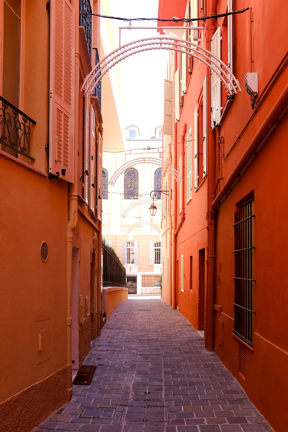 Colored Streets of Monaco - Every Day Paris