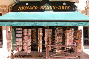 Postcards in Monaco - Every Day Paris