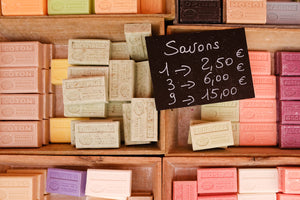 Soaps from the Market in The South of France - Every Day Paris