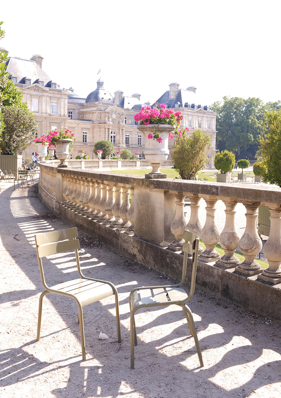 Summer in Luxembourg Gardens - Every Day Paris