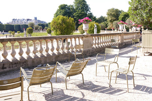 Summer Morning in Luxembourg Gardens - Every Day Paris